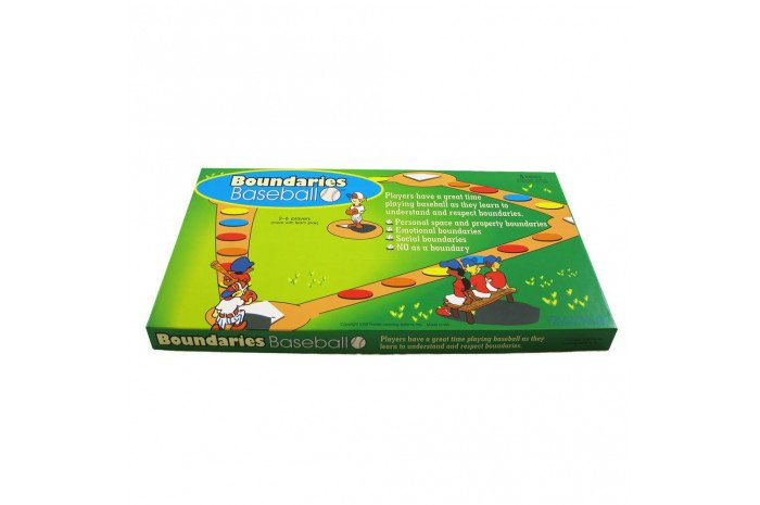 Boundaries Baseball Board Game