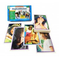 People and Emotions Photographic Learning Cards