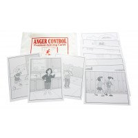 Anger Control Problem-Solving Cards