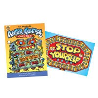 Dr. Playwell's Anger Control Games - Six Games in One