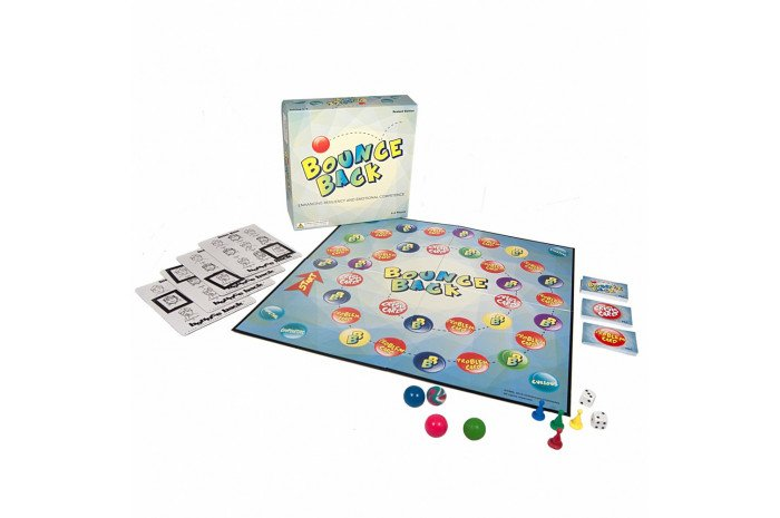 Bounce Back Board Game (Children's Edition)