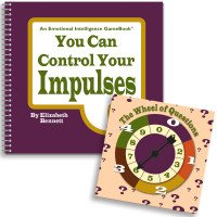 You Can Control Your Impulses Spinner Game Book