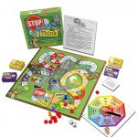 Stop Relax and Think Board Game
