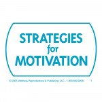 Strategies for Motivation Card Deck