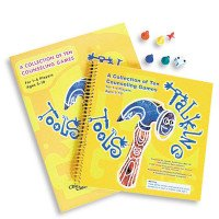 Talking Tools Game Book - 10 Games in One!