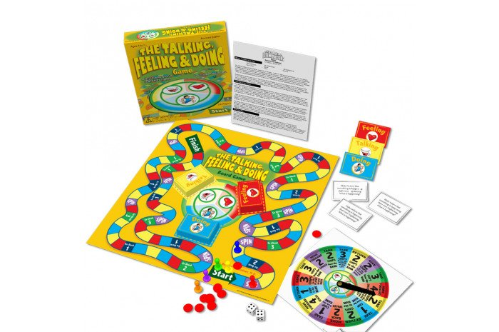 The Talking, Feeling & Doing Board Game