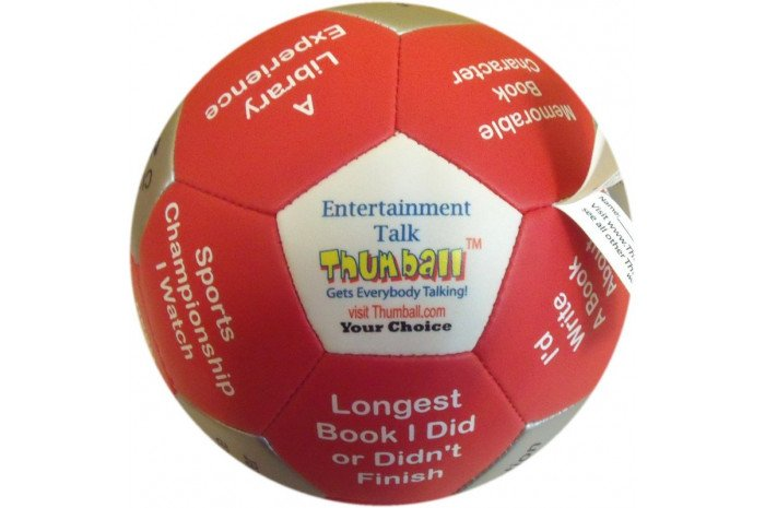 Entertainment Talk Thumball