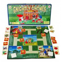 Gnightly Gnomes: A Cooperative Game