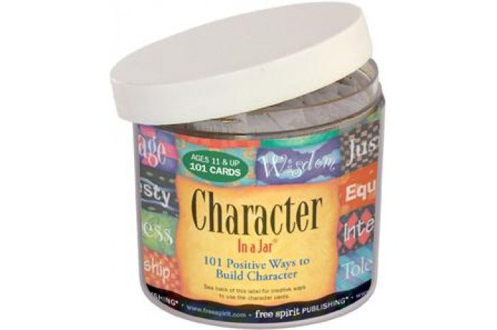 Character in a Jar