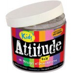 Kids' Attitude in a Jar