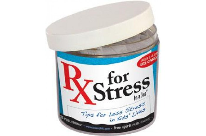 Rx for Stress In a Jar