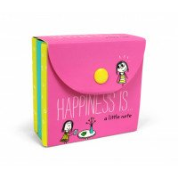 Happiness Is... A Little Note: 30 Pocket-Size Notecards & Envelopes