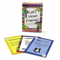 Let's Make Friends Card Game
