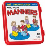 Mind Your Manners Cards