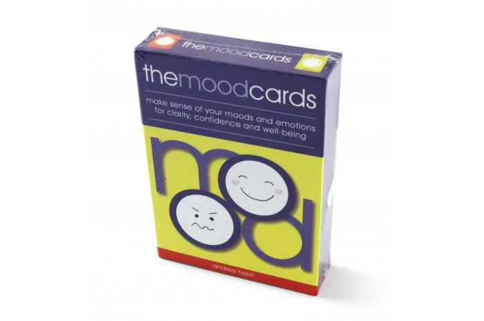 Mood Cards: Make Sense of Your Moods and Emotions for Clarity, Confidence and Well-Being