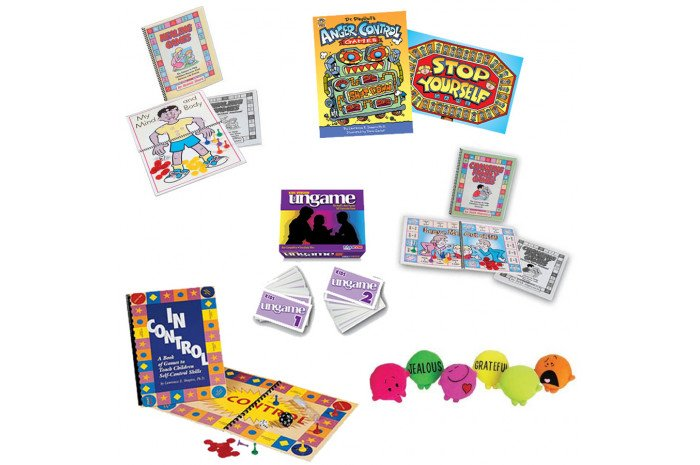 Portable Therapy Games Package