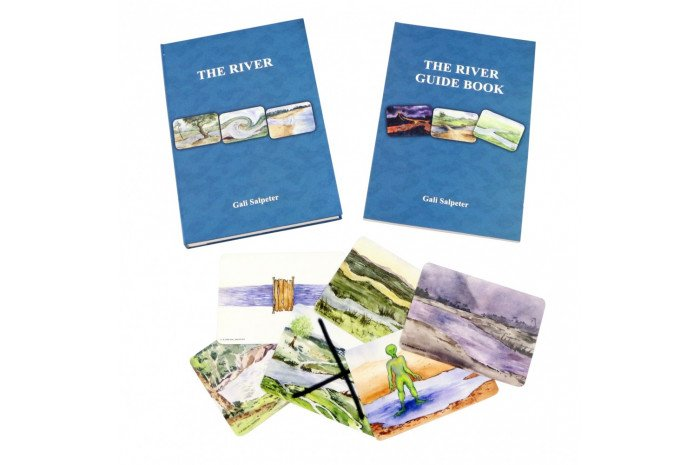 The River Cards & Guide Book