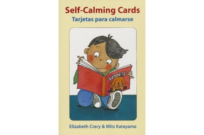 Self-Calming Card Deck