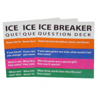 Totika Ice Breaker Card Deck
