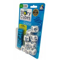 Travel Story Cubes- Actions
