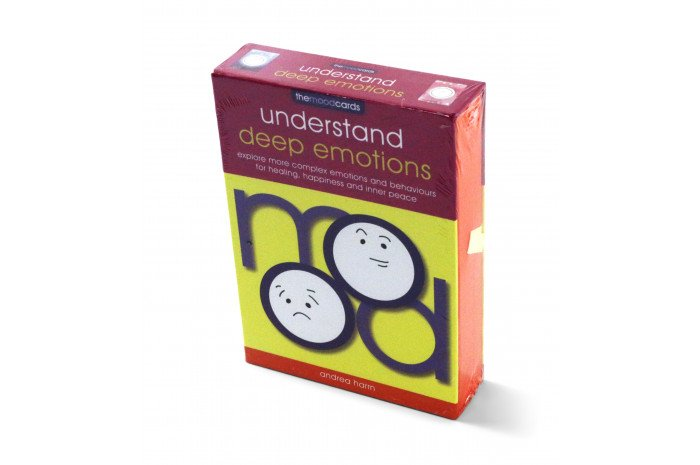 Understand Deep Emotions Card Deck