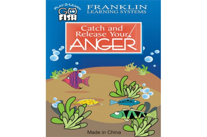 Go Fish: Catch and Release Your Anger Card Game