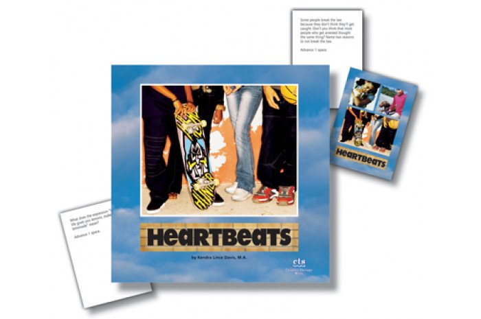 Heartbeats: A Game for Teens in Difficult Circumstances