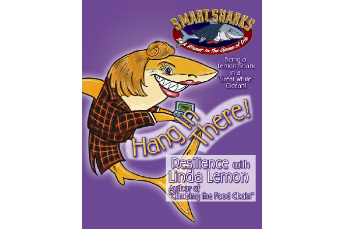 Smart Sharks: Hang in There: Resiliency Card Game