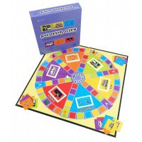 Solution City Board Game