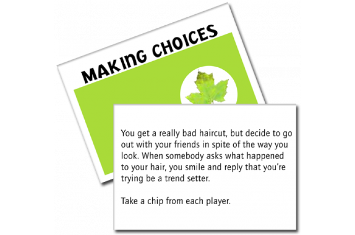 The Sticks and Stones Game for Teens