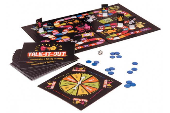 Talk-It-Out: A Board Game Designed to Encourage Teens to Communicate
