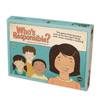 Who's Responsible Board Game: A Game That Teaches Kids to Do the Right Thing When Nobody's Looking