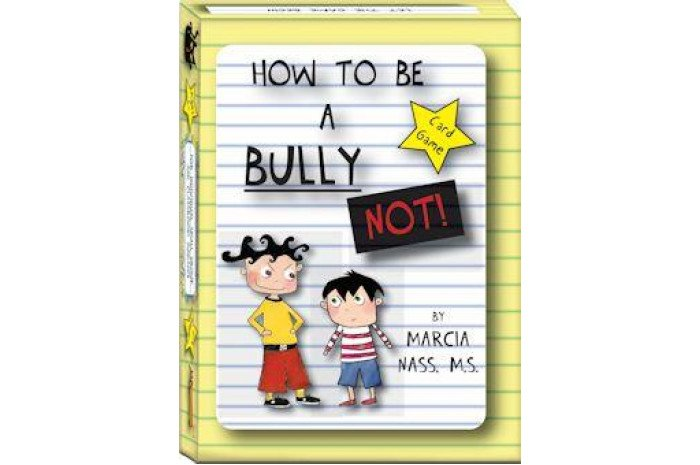 How to be a Bully... NOT! Card Game