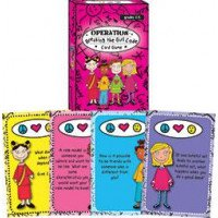 Operation Breaking the Girl Code Card Game