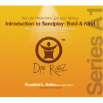 Introduction to Sandplay DVD: Bold & Kind