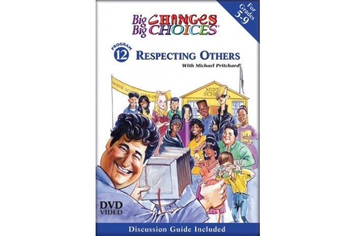 Big Changes Big Choices: Respecting Others DVD