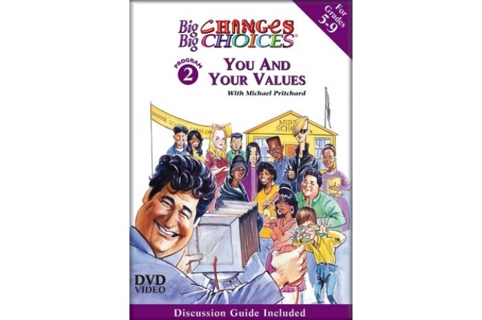 Big Changes Big Choices: You and Your Values DVD
