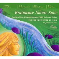 Soothing Natural Sounds with Brainwave Pulses (4 CD set)