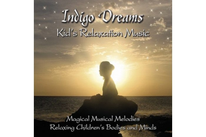 Indigo Dreams: Kids Relaxation Music CD
