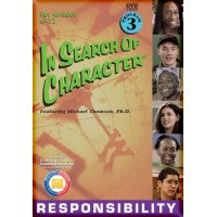 In Search of Character: Responsibility DVD