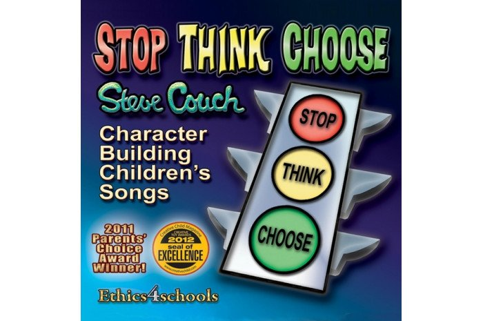 Stop Think Choose Character Education Songs - Digital Download