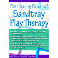 The Healing Power of Sandtray Play Therapy DVD