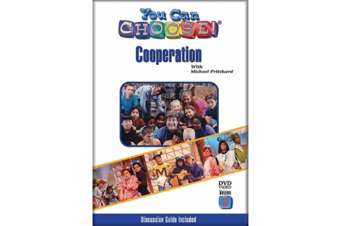 You Can Choose! Cooperation DVD