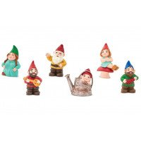 Gnome Family Toob (6 Piece Set)