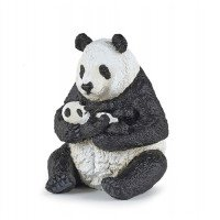 Panda with Baby