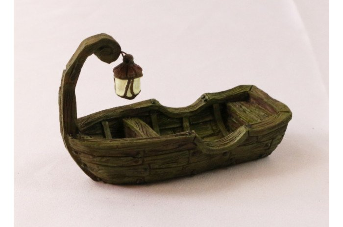 Boat with Lantern