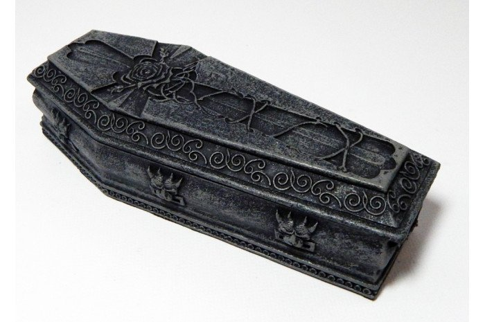 Ornate Coffin
