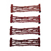 Economy Interlocking Fence (4 Piece)