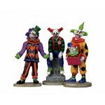 Evil Clown Set