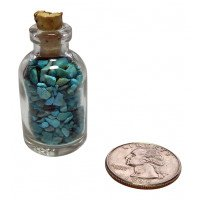 Gemstones in a Bottle